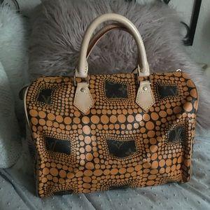 Louis Vuitton Yayoi Kusama Speedy 30 pumpkin Dot
